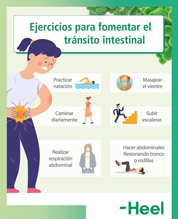 Cómo evitar el estreñimiento con ejercicios