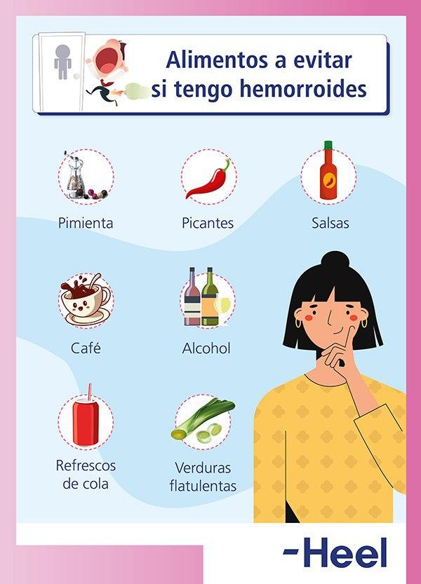 Alimentos: qué tomar si tengo hemorroides durante el embarazo