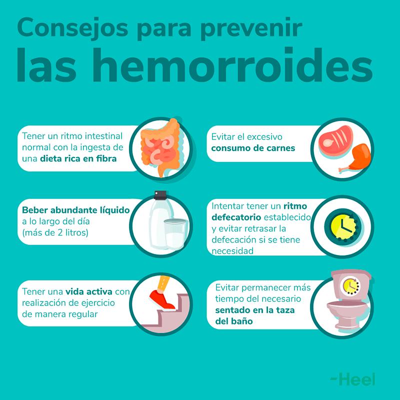 Cómo prevenir las hemorroides