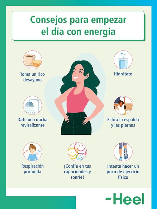 ¿Hay ejercicios para levantar el ánimo?