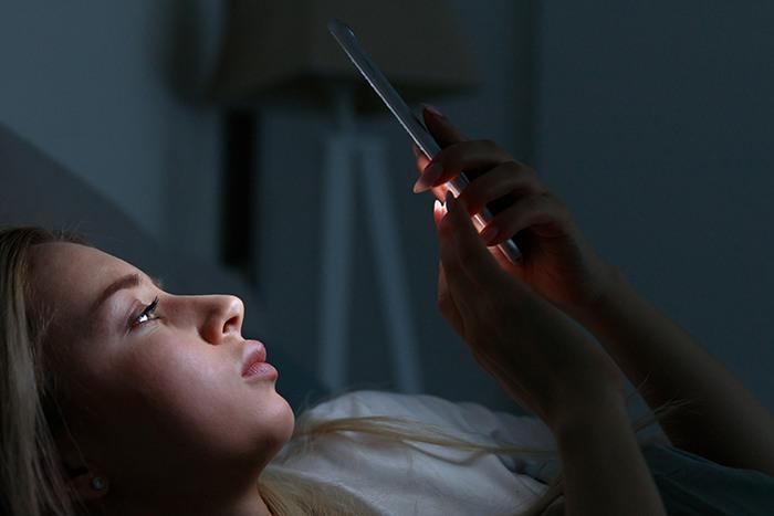 Cómo afecta el móvil a la salud visual