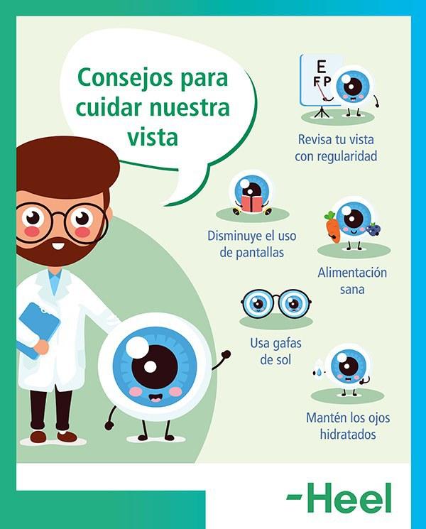 Consejos: cuida la salud visual