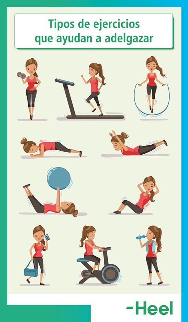 Realizar ejercicio para mejorar el sueño