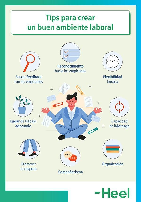 Consejos para trabajar a gusto
