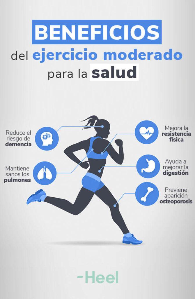 Beneficios del ejercicio físico para la salud