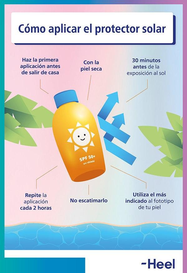 Proteger y cuidar tu piel en verano