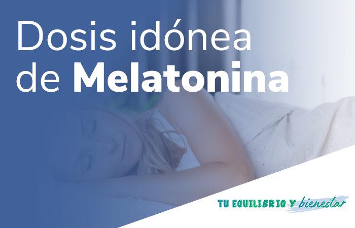¿Cuál es la dosis idónea de Melatonina para conciliar el sueño?: dosis idónea melatonina 700x450 - HeelEspaña