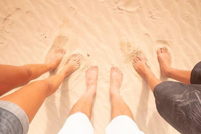 Cuida de las piernas hinchadas en verano