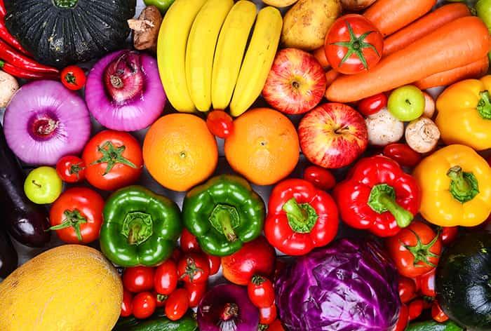 Dieta sana para evitar la retención de líquidos