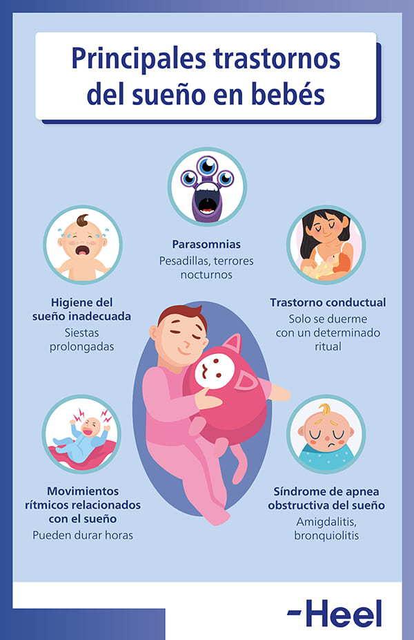 ¿Puedo usar melatonina con mi bebé?