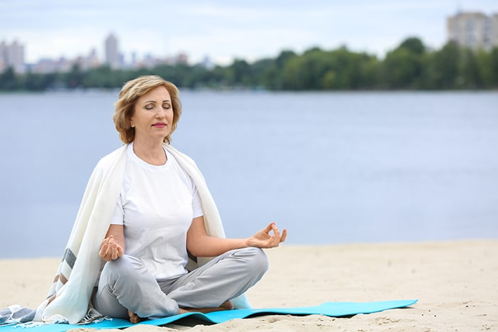 Relax: uno de los hábitos saludables