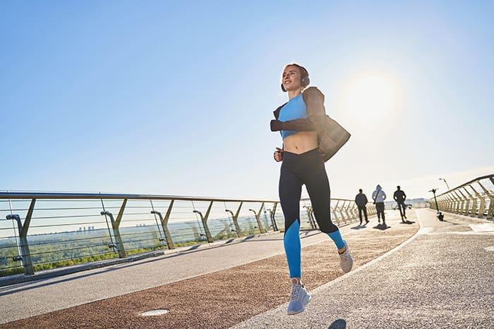 Tener picor en las piernas tras el ejercicio