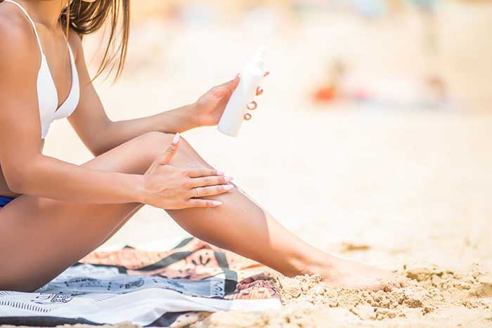 Beneficios de la protección para recuperar la piel